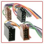 ISO-Adapterkabel / Gehäuse & Kontakte
