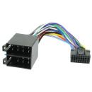 Autoradio Adapterkabel auf ALPINE 16 PIN 22x10mm