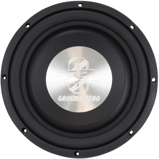 25 cm Subwoofer Ground Zero GZTW10F für Ford Focus MK2