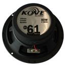 Kove Audio KX-61 16,5cm 2-Wege Koaxial Lautsprecher (B-Ware)