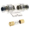 AGU Sicherungshalter 6 qmm bis 25 qmm + 10A Sicherung