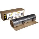 ESX 2,2mm Alubutyl Dämmmatte 500 x 50 cm DMR22505