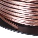 Lautsprecherkabel 2,5qmm Transparent (OFC) Kupfer