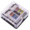 Ampire XSV6 ATC Stromverteiler Plus und Minus