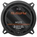 MUSWAY MQ-52 2-Wege Koaxial System