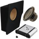 Bass Set 20cm Subwoofer Arc Audio ARC8-D4 + ESX...