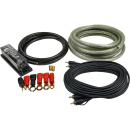 Auto Verstärker Anschlusskabel 25qmm Kabelset (4...