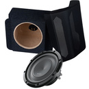 20cm Auto Subwoofer audison APS8-R + Skisack Bass...