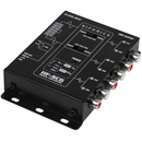 HIFONICS HF-SC6 High-Low Adapter Aktiv 6-Kanal