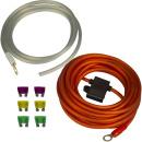 MUSWAY MW6.5KID 6qmm Stromkabel mit ATC Sicherungshalter