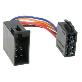 Strom Umrüstadapter ISO Buchse > ISO Stecker (gedreht)
