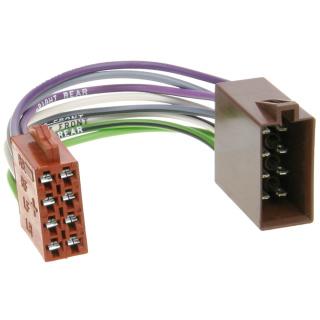 ISO Kabel Verlängerung für 4 Lautsprecher