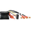 Autoradio Adapter Kabel für Audi Seat Skoda VW mit...