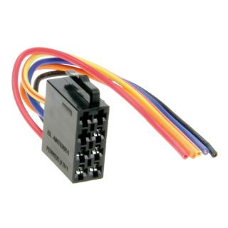 ISO Stecker Strom Kabel