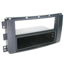 Smart ForTwo / ForFour 2-DIN Auto Radioblende mit 1-DIN...
