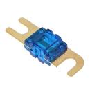 Mini ANL Sicherung 100 Ampere Gold Look
