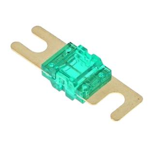 Mini ANL Sicherung 50 Ampere Gold Look
