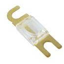Mini ANL Sicherung 80 Ampere Gold Look