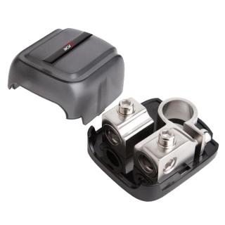 Batterieterminal  Pluspol bis 50 qmm Stromkabel