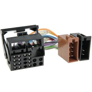 Autoradio Adapterkabel auf BMW OEM-Radio Flachpin