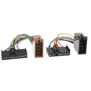 Adapter Kabel für Ford Jaguar Mazda OEM Autoradio in Fahrzeug mit ISO Stecker