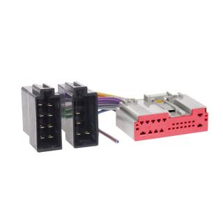 Adapter Kabel für Ford Fiesta Mustang OEM Autoradio in Fahrzeug mit ISO Stecker