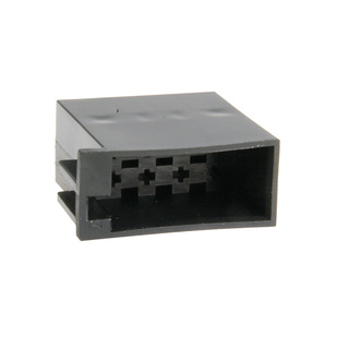 ISO Buchse Strom Leergehäuse (Buchse)