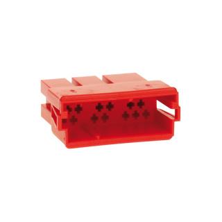 Mini ISO Buchse Leergehäuse 20 Polig Kombo-Buchse