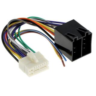 Auto Radio Adapterkabel für CLARION DB / DXZ 16polig auf ISO