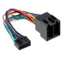 Auto Radio Adapterkabel auf JVC 16 Polig 22x10mm