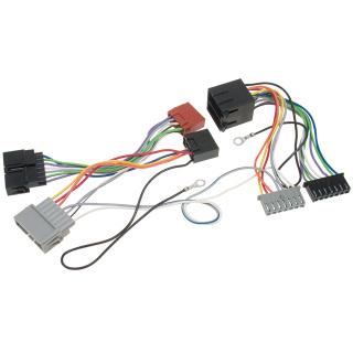 Autoradio T-Kabelsatz Adapterkabel für Chrysler, Jeep, Dodge 1995 - 2001