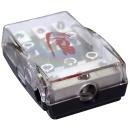 3-fach Auto Stromkabel Sicherungsverteiler + 20A Sicherungen