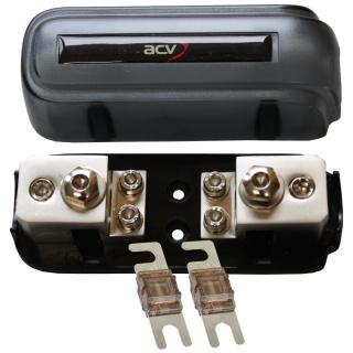 Kombi-Sicherungsverteilerblock ANL/Mini-ANL + 2x70A Mini