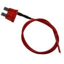 ATC Stecksicherung 10 Ampere mit Kabelabgriff