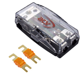 Mini ANL Sicherungsverteiler 1 x 35 qmm auf 2 x 16 qmm + 20A