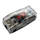 Mini ANL 2-fach Sicherungsverteiler 1 x 35 qmm auf 2 x 16 qmm + 30A