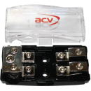 Mini ANL Sicherungsverteiler 1 x 35 qmm auf 2 x 16 qmm + 70A