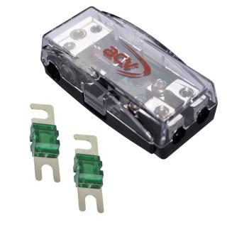 Mini ANL Sicherungsverteiler 1 x 35 qmm auf 2 x 16 qmm + 125A