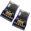 2 Stück hochwertige 2-Wege Frequenzweichen CR-235