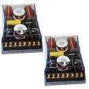 2 Stück hochwertige 3-Wege Frequenzweichen CR-345
