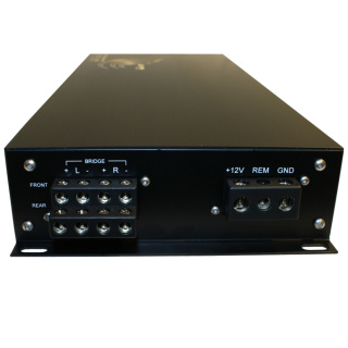 Kove Audio K4 800 High End 4 Kanal Endstufe