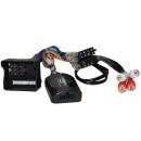 CAN-Bus Lenkrad Aktivsystem Adapter Audi auf Tristan Auron Radio