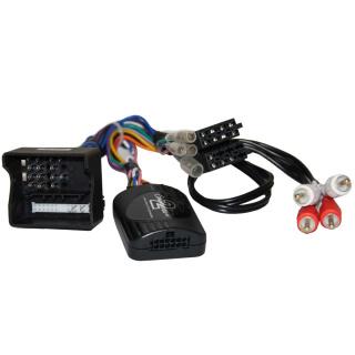 CAN-Bus Lenkrad Aktivsystem Adapter Audi auf Navgear Radio