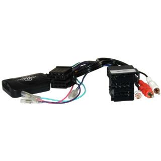 CAN-Bus Lenkrad Aktivsystem Adapter Audi auf Nanox Radio