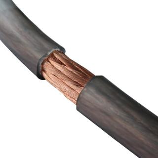 Stromkabel Kupfer 50qmm schwarz (OFC)