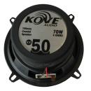 Kove Audio KX-50 13cm 2-Wege Koaxial Lautsprecher