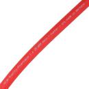 Stromkabel Kupfer 35qmm rot (OFC) Flex