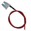 ATC Stecksicherung 25 Ampere mit Kabelabgriff