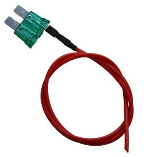 ATC Stecksicherung 30 Ampere mit Kabelabgriff
