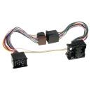 Autoradio T-Kabelsatz Adapterkabel für BMW rund Pin...